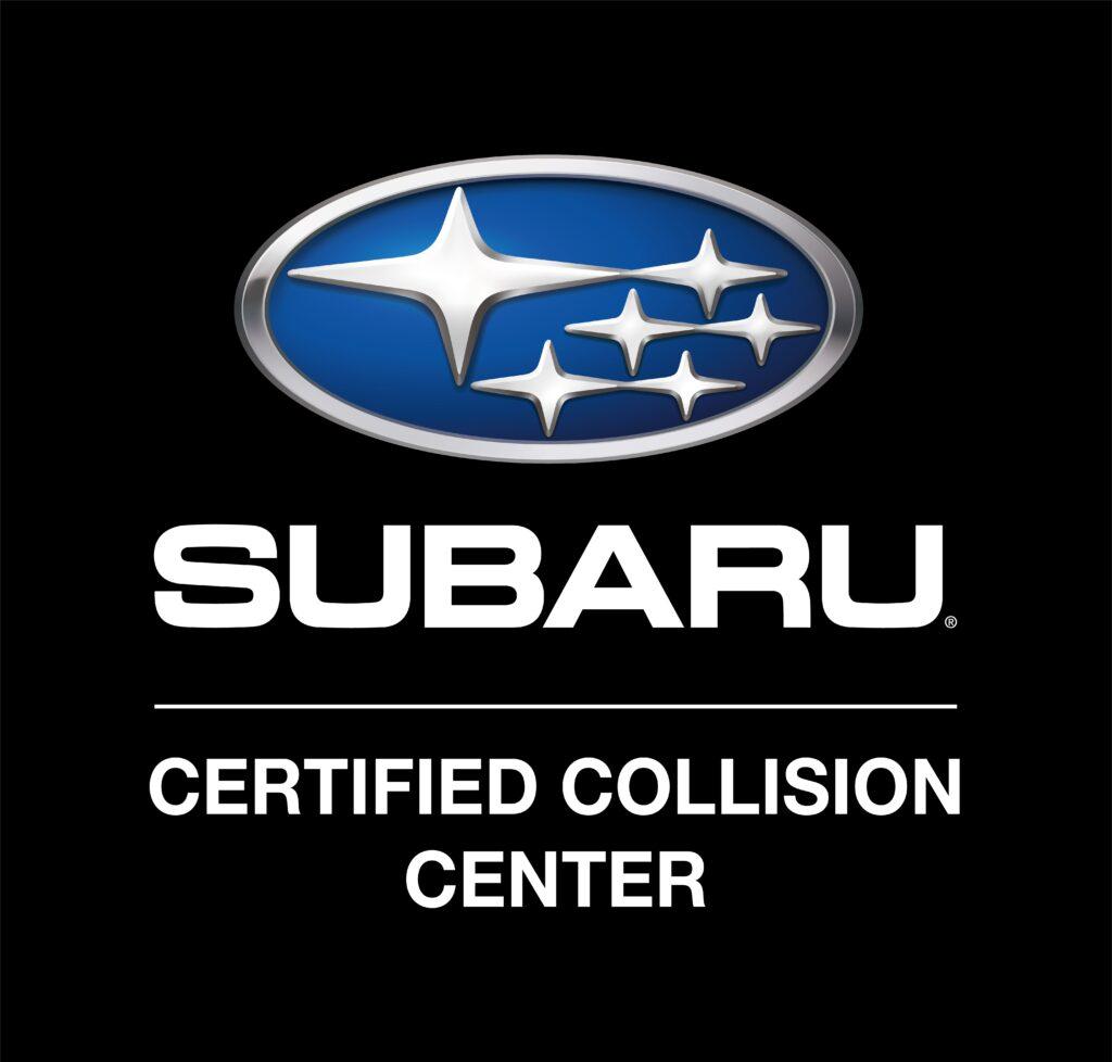 Subaru collision repair shop