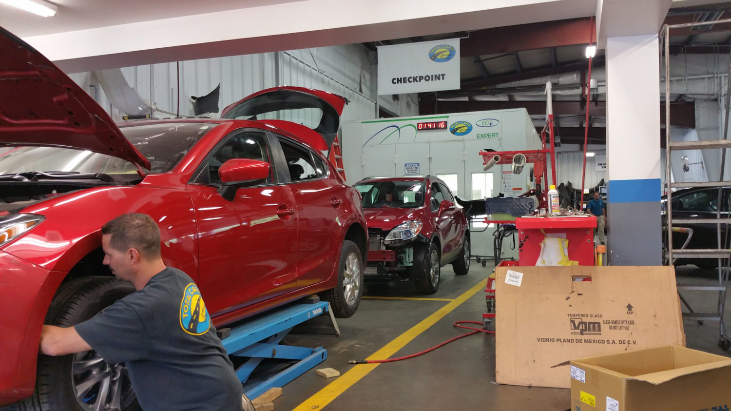 Total Care Accident Repair Raynham Auto Body Shop
